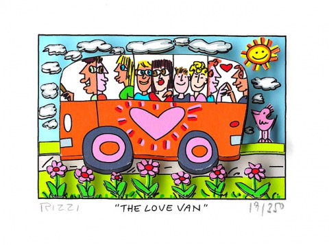The love van