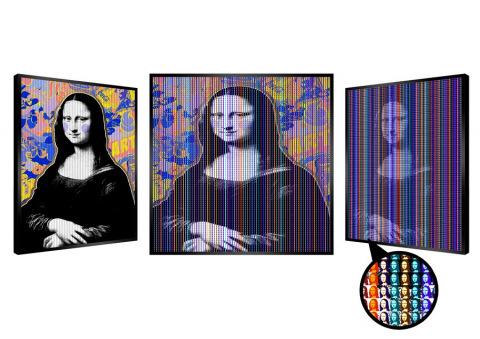 Façon Mona Lisa
